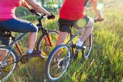 Ciclismo Foto de archivo
