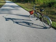 Ciclismo Immagine Stock