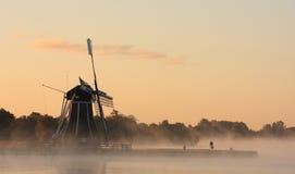 Ciclismo holandês foto de stock royalty free
