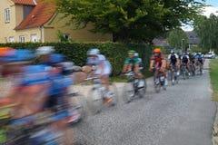 Ciclismo rápido Fotos de Stock