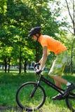 Ciclist zdjęcia royalty free