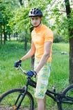 Ciclist Στοκ Φωτογραφία