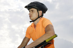 Ciclist Στοκ Εικόνες