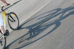 Ciclist Foto de Stock Royalty Free