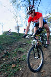 Ciclista Imagenes de archivo