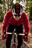 Ciclista foto de stock royalty free
