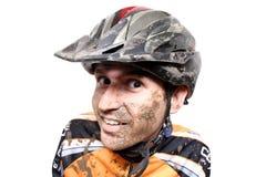 Ciclista Fotografia Stock Libera da Diritti