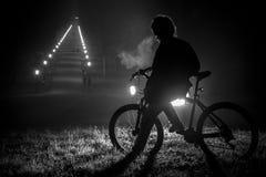 Ciclista immagine stock libera da diritti