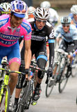 Ciclista Daniel irlandés Martin de Garmin Cervelo Imágenes de archivo libres de regalías