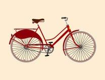 Ciclistas do passado recente Imagem de Stock Royalty Free