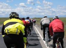 Ciclisti Immagini Stock Libere da Diritti