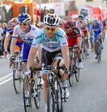 Ciclisti Immagini Stock