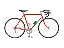 Ciclo fotografia stock