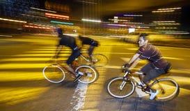 Ciclo adolescente Foto de archivo