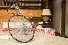 Ciclo atado con alambre fotos de archivo libres de regalías