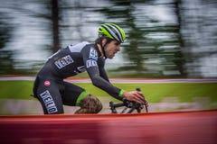 Ciclo-cross della coppa del Mondo di UCI - Hoogerheide, Paesi Bassi Immagine Stock