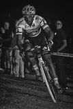 Ciclo-cross trasversale di Vegas - Sven Nys Fotografia Stock