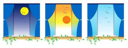 Ciclo día libre illustration