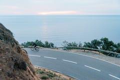 Ciclo de la madrugada Imagenes de archivo