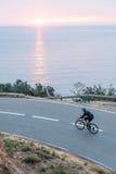 Ciclo de la madrugada Fotos de archivo