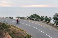 Ciclo de la madrugada Foto de archivo