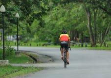 Ciclo de los deportes Fotografía de archivo