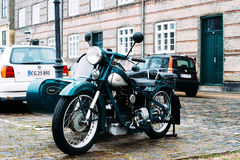 Ciclo de motor de Nimbus Foto de Stock