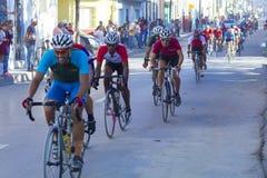 Ciclo de nuevo a Cuba Fotos de archivo