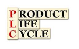 Ciclo de vida del producto Imágenes de archivo libres de regalías