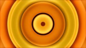 Ciclo del fondo dei cerchi semplici di Quapo //1080p video royalty illustrazione gratis