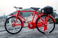 Ciclo del giocattolo Fotografie Stock Libere da Diritti