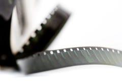 Ciclo della striscia della pellicola del primo piano Fotografia Stock Libera da Diritti