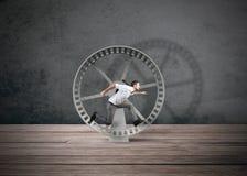 Ciclo di affari Immagine Stock Libera da Diritti