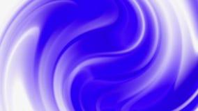 Ciclo di struttura olografica con i colori al neon e pastelli di pendenza illustrazione vettoriale