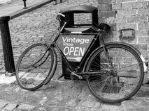 Ciclo do vintage Fotos de Stock Royalty Free