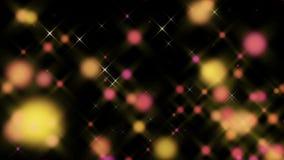 Ciclo festivo delle particelle archivi video
