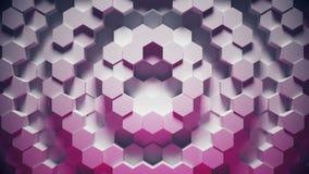 Ciclo geometrico astratto royalty illustrazione gratis