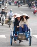 Ciclo nel Vietnam fotografie stock