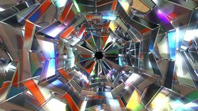 Ciclo reflexivo colorido metrajes