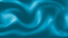 Ciclo senza cuciture scorrente del blu, metraggio di riserva illustrazione di stock