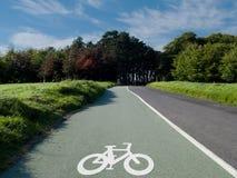 Ciclo-Trilha Foto de Stock Royalty Free