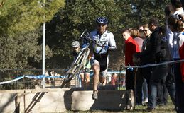 Ciclocross Royalty Free Stock Image