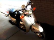 Ciclomotor Imagen de archivo libre de regalías