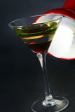 Ciclone del cocktail Fotografia Stock Libera da Diritti