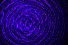 Ciclone ultravioletto immagini stock