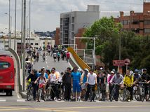 Ciclovia Stock Photos