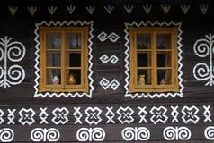 Cicmany, Slovaquie Images libres de droits