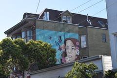 Cicty of San Francisco, California royalty free stock photos