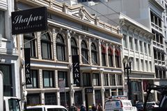 Cicty of San Francisco, California royalty free stock image