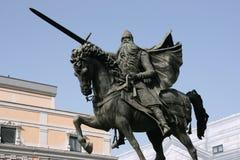 cid el英雄西班牙语 免版税库存图片